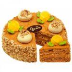 Самые красивые и вкусные торты на заказ в компании tortnedorogo.ru